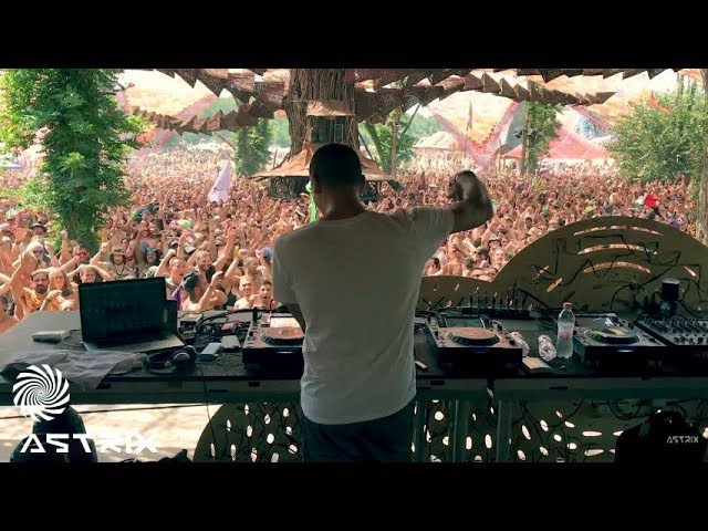 Astrix @ Ozora Festival 2017 - Deep Jungle Walk [Raw Cut]
