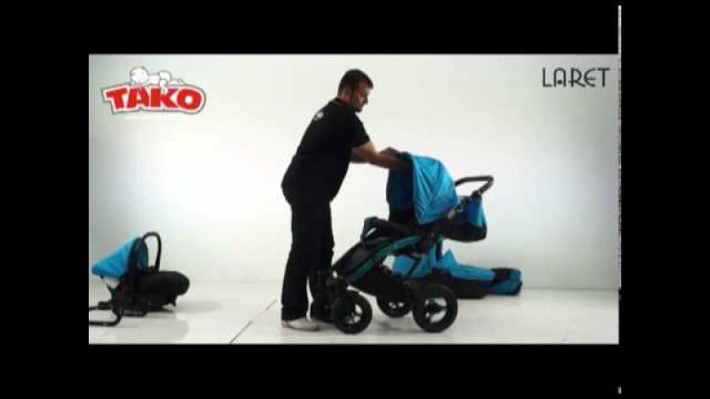 LARET - prezentacja wózka