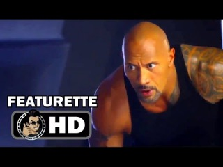 FAST 8 Footage Featurette - The Saga Continues (2017) Vin Diesel, Charlize Theron Action Movie HD