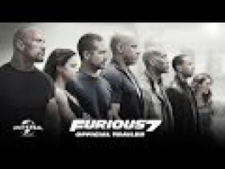 Fast and Furious 7 FULL MOVIE 2015