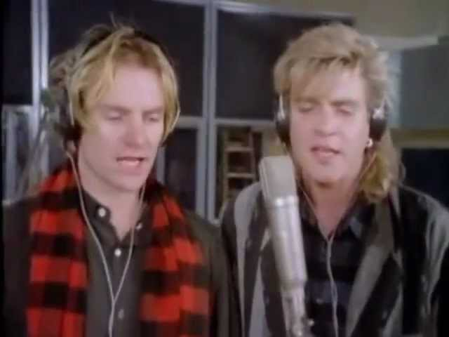 BAND AID - ♥ ✩ Do They Know It's Christmas? ♥ ✩ (1984) ♥ ✩