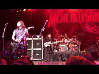 Metal Allegiance: Fallen Heroes - *Paul Baloff* Tribute LIVE @ NAMM 2017