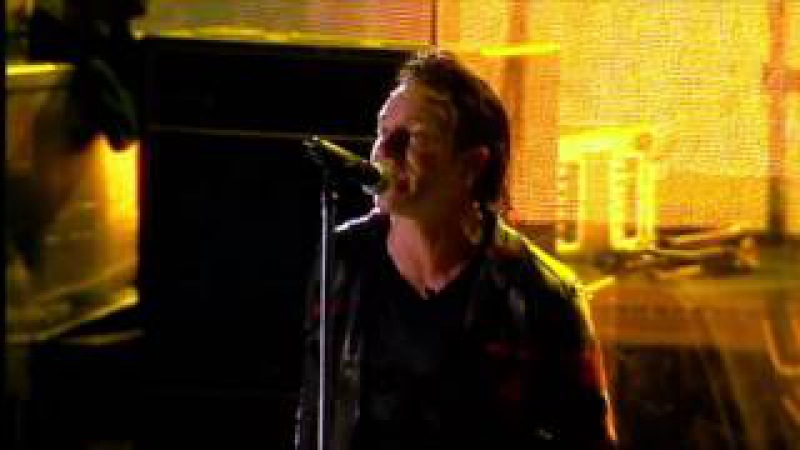 U2 - All I want is you Streets Mysterious Ways Pride (Slane Castle 2001) HD
