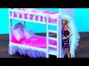 🌟 Как сделать ДВУХЪЯРУСНУЮ КРОВАТЬ для КУКОЛ * Мебель для кукол Монстер Хай, Барби своими руками