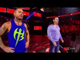 Luke Gallows &amp Karl Anderson vs. The Revival Raw, July 24, 2017