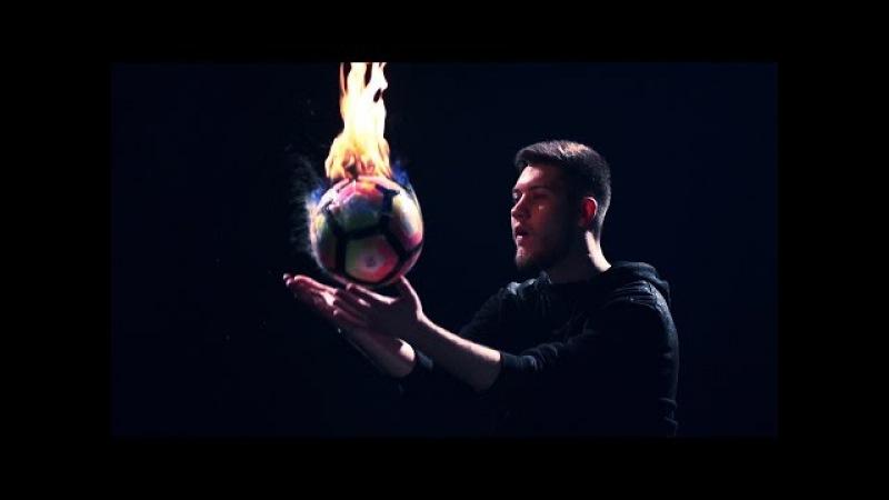 ИГРАЕМ С ОГНЕМ AMAZING FIRE BALL CHALLENGE