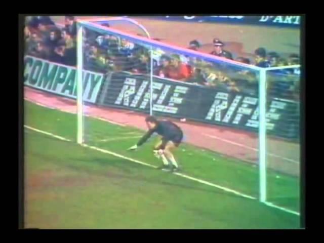 Juventus - Real Madrid 1-0, Dopo Calci di Rigore 1-3 (05.11.1986) Rit., Ottavi Coppa dei Campioni.