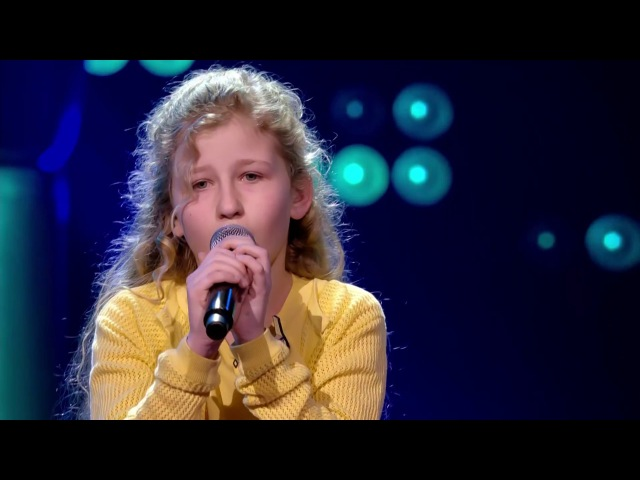 Odile - 'Can't Buy Me Love' | Blind Auditions | The Voice Kids | VTM