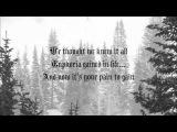 Funeralice- Uphoria (Depressive Melodic Doom Metal) Official Lyric Music Video