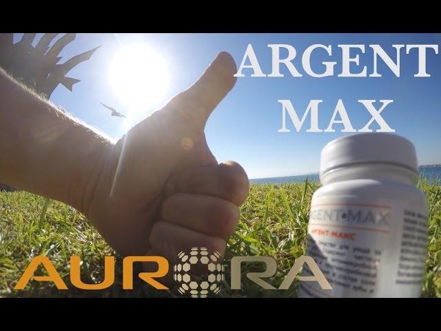 Argent-Max (АРГЕНТ-МАКС) Коллоидное серебро. Продукция компании АВРОРА часть 1