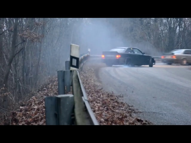 BMW E34 E36 - Touge Brothers DRIFT (Music Video)