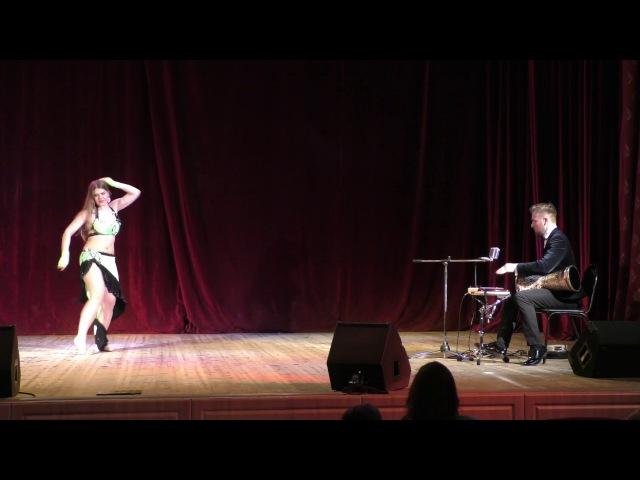 Анастасия Ходосова и Евгений Стрельников live tabla