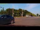 Страшная авария на перекресте. ужасное дтп ! не для слабонервных 25.09.2016