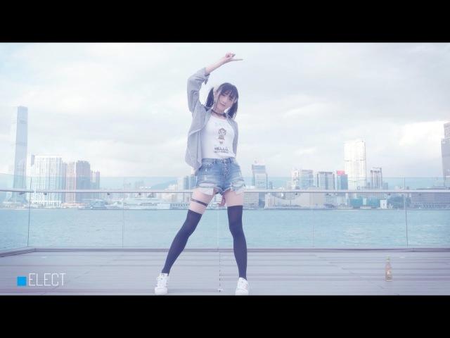 【かや】ELECTを踊ってみた / KAYA Ver.【感謝五年間的守護】