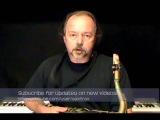 Saxophone Lesson - Beginning Sax Q&ampA - Saxophone Subtone