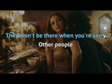 LP - Other People Karaoke