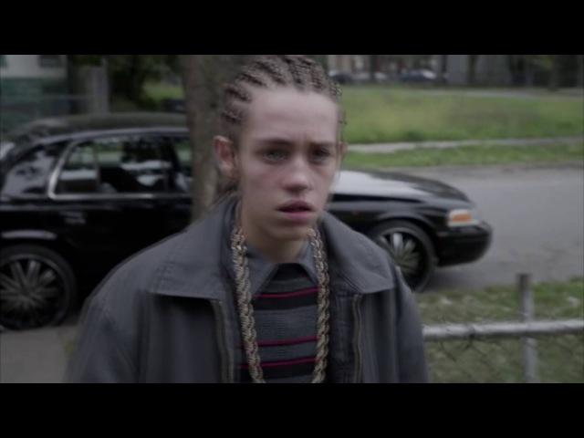 Carl Finds Nick After Killing Kid    6x06    Shameless US