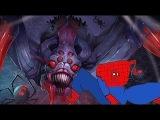 Коля ROTOFF - Человек - Паук(DOTA 2)