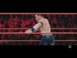 John Cena &amp Roman Reigns Battle Gallows &amp Anderson on Raw
