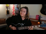 Moth into Flame - Metallica guitar cover   Adunbee