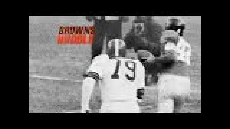 Browns Huddle: Browns lose a legend