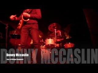 Donny McCaslin live at Village Vanguard Part 1