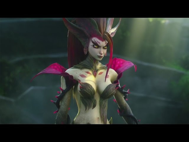 League of Legends opening Cinematic A New Dawn GamePlay