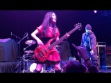 Marty Friedman (with CrAzian Bass Chick and Emo Animal) - LIVE @ NAMM 2017