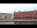 Парадный С-Петербург - фрагменты экскурсии по рекам Питера с выходом в Финский ...