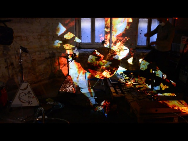 Tony Buck performance solo edit - ( Unearth-keller version excerpt )