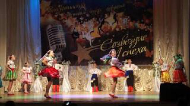 Ансамбль народного танца Червона рута, г.Днепр, Украинская полька