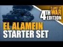 Flames of War 4th Ed - El Alamein Starter Set