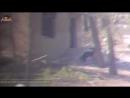 Сирия. Охота на снайпера ИГ в пригороде Алеппо.