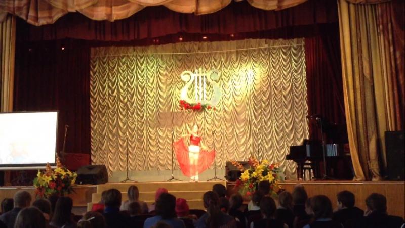 Детская филармония Олеся Шкроба