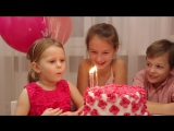 Happy Birthday Victoria (Full Frame Family)
