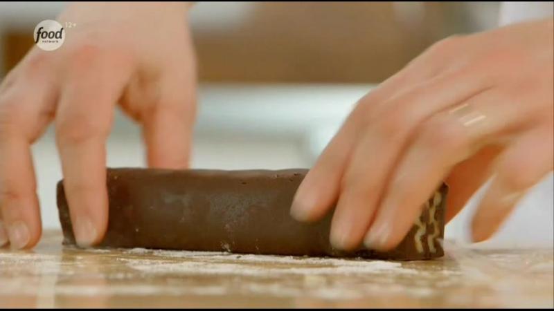 Анна Олсон секреты выпечки, 2 сезон, 10 эп. Замороженное печенье.