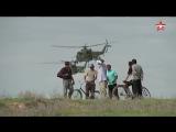 Действия авиации в горах Таджикистана