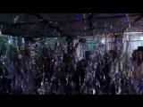 Серебряный дождь Бумажное шоу