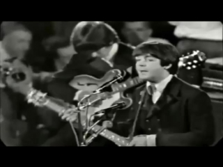 The Beatles - Yesterday live in Munich, 1966