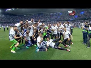 Малага - Реал Мадрид 0:2. Обзор матча. Ла Лига 2016/17. 38 тур.
