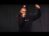 Хаски, Рэм Дигга, Птаха и другие рэперы на Lava Fest в Донецке. Лучшие моменты