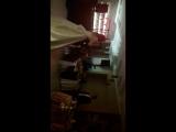 Ганста-реп от ганста-Насти. Невеста читает реп на свадьбе. Поздравление жениха