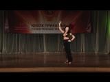Indira Kassimova - Tabla Solo improvisation with Artem Uzunov 3700