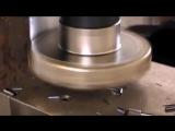 Фрезерование металла на станке с ЧПУ
