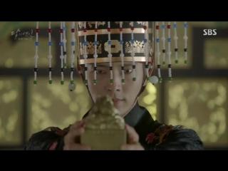 Клип на дораму Алые Сердца Корё / Лунные влюбленные / 4-ый принц Ван Со, он же Император Кванджон (великолепный Ли Джун Ки)