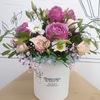 Доставка свежих цветов СПб от Amsterdam flowers