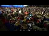 1200 музыкантов исполнили композицию Nirvana - Smells Like Teen Spirit