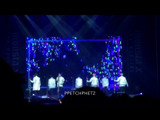 [FC|VK][07.01.17] Monsta X - Ex Girl @ The First Asia Fanmeeting in Bangkok