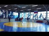 3й бой Долгушин А чемпионат города боевое самбо.mp4