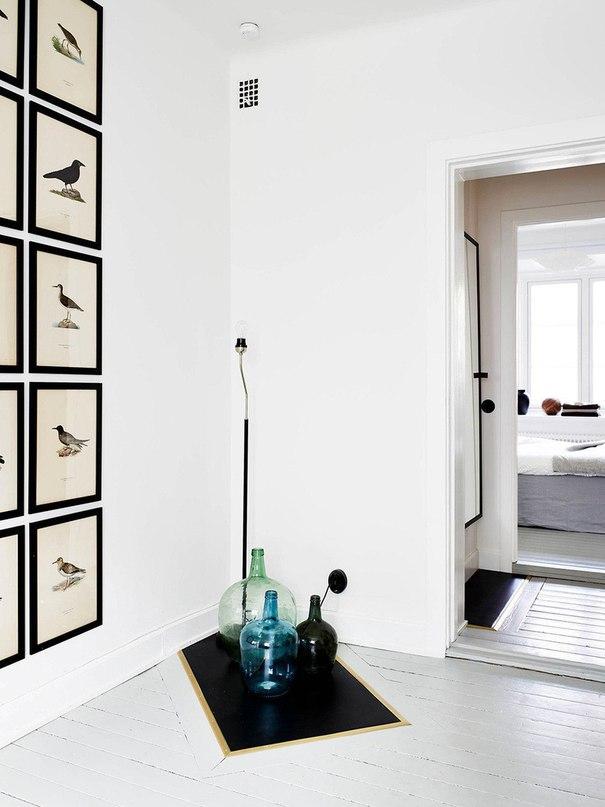 Квартира в Стокгольме за 255,000 $  Эта стильная квартира расположена в Стокгольме, Швеция.